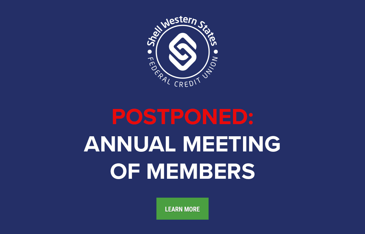 Annual Meeting of Members Saturday, March 21, 2020
