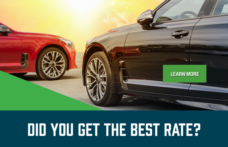 Did You Get the Best Rate?