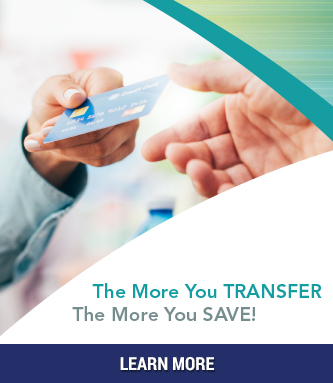 The More You Transfer the More You Save