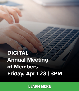 Digital Annual Meeting of Members