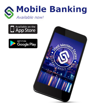 Mobile banking available now. Get it on the appp store or google play.
