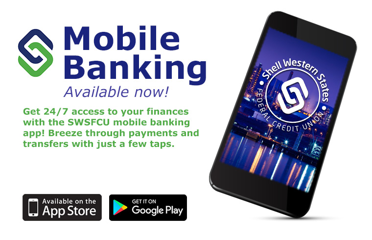 mobile banking available now. Get 24 7 access to your finances with our mobile banking app. Available on the App Store and Google Play